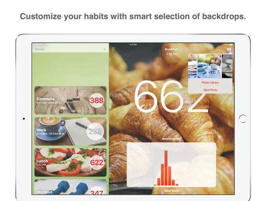 Habits & Counters screenshot