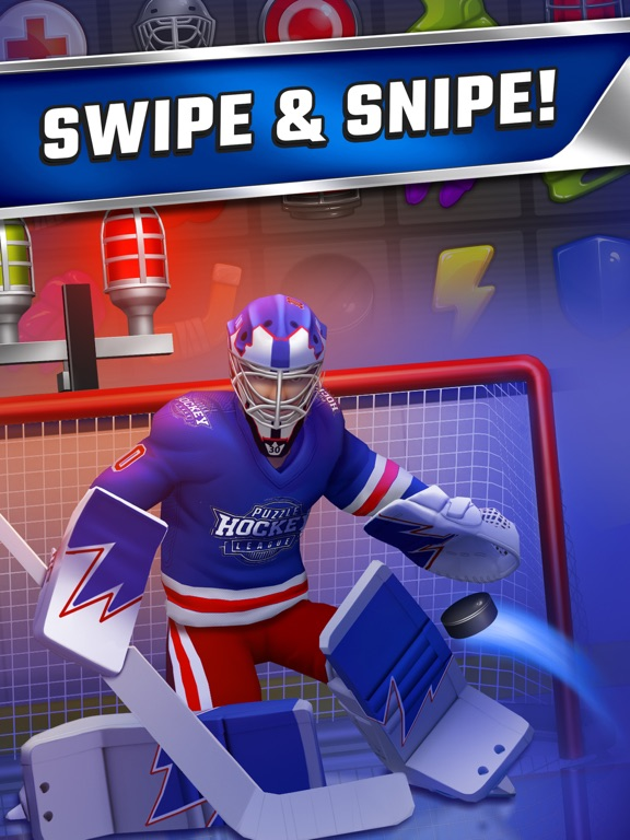 Puzzle Hockey screenshot 3