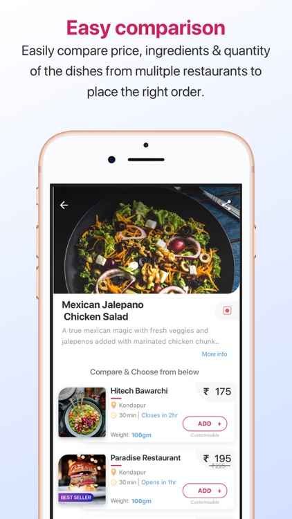Yumzy Food Ordering & Delivery