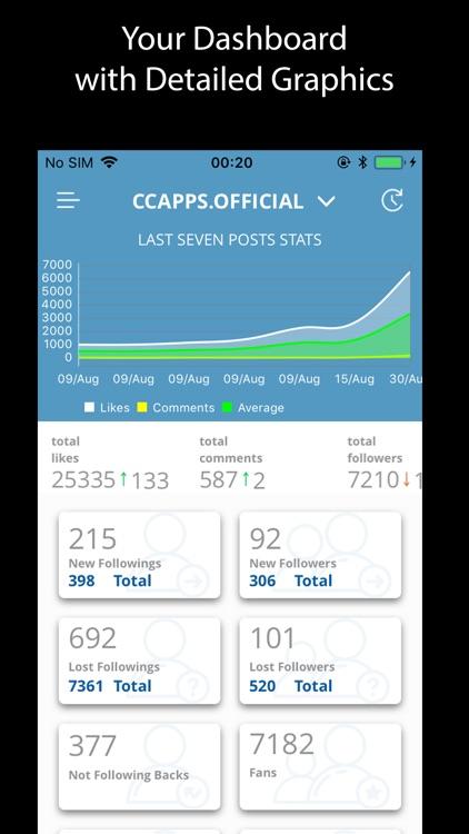 CCSoft+ Followers Analyzer