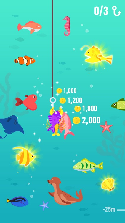 Lucky Fishing: Bounty Hunter screenshot-5