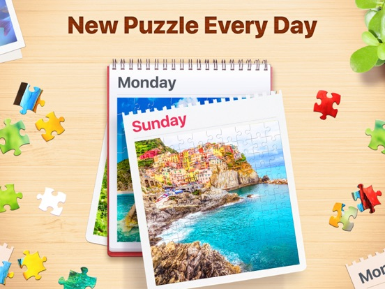 Jigsaw Puzzles – Puzzle Game screenshot 4