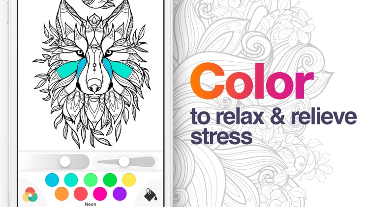 Coloring Book For Adults - Art