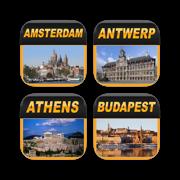 Europe Offline Map Travel Bundle