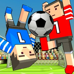 Cubic Soccer 2 3 4 Players