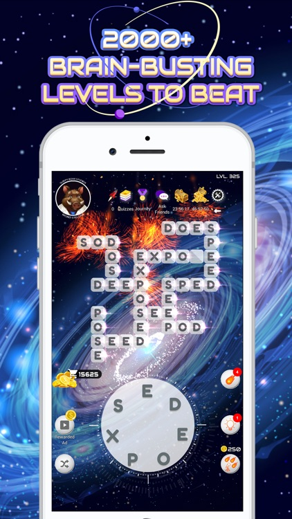 Word Stellar: A Crossword Game screenshot-0