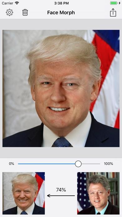 Face Morph - Morph 2 Faces screenshot 5