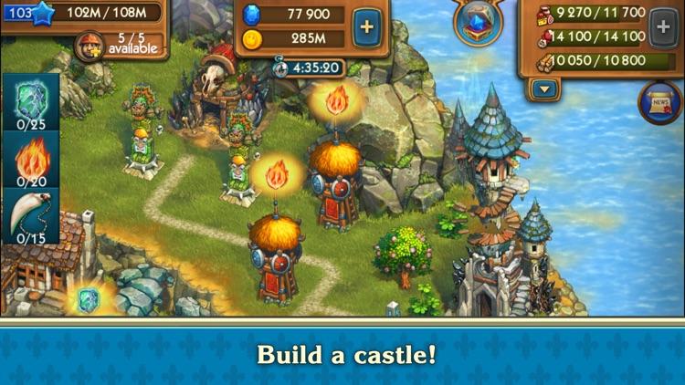 The Tribez & Castlez screenshot-0