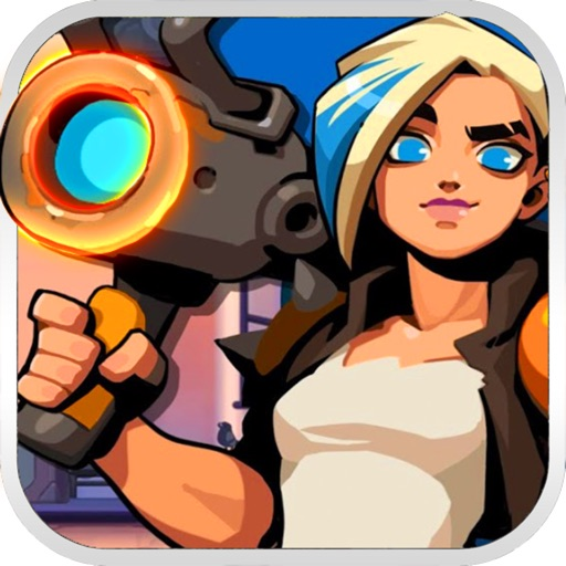 Metal Go: Shotgun Hero Icon