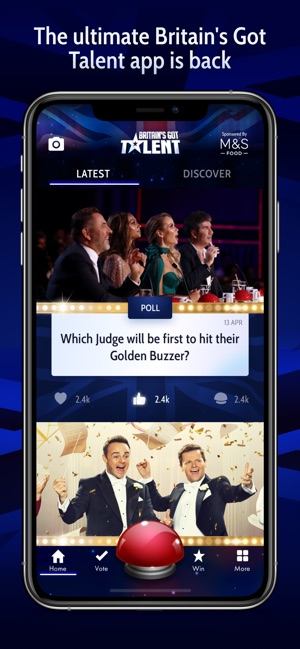 Britain's Got Talent 2019 on the App Store