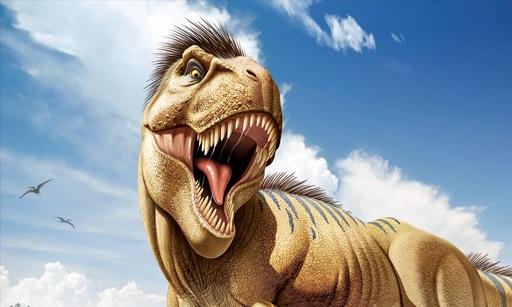 World of Dinosaurs KIDS icon