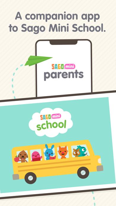 Sago Mini Parents screenshot 1