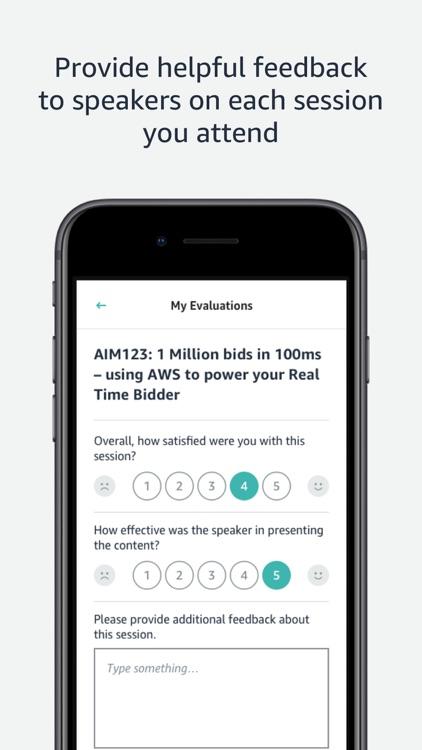 AWS Events screenshot-4