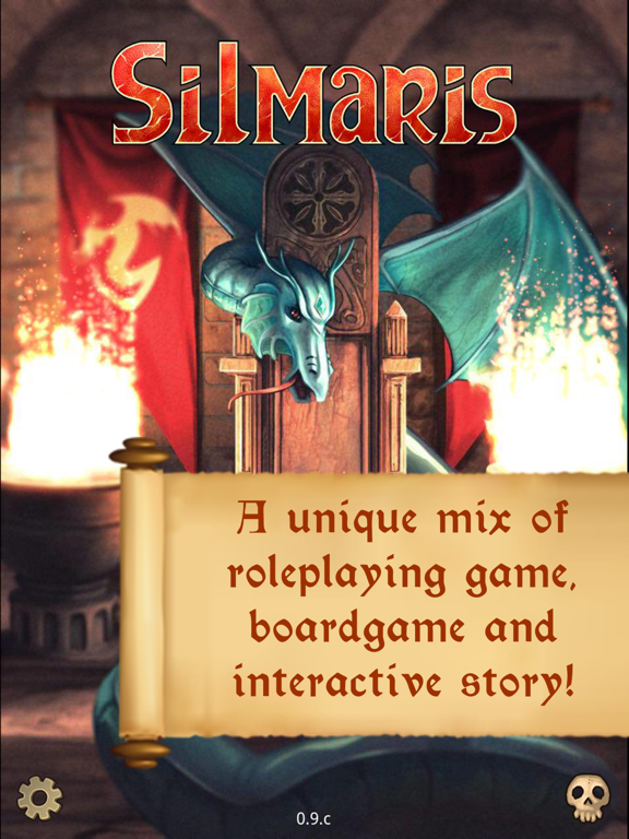 Silmaris screenshot 1