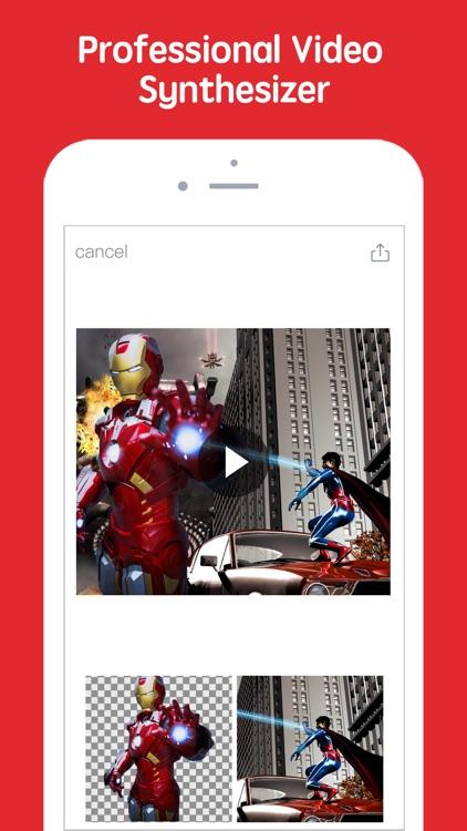 Erase&Change Video Background screenshot-4