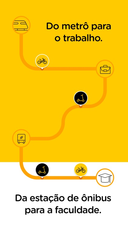Yellow - Scooter sharing screenshot-3