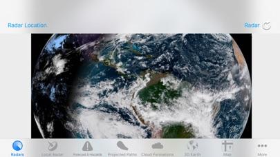 Screenshot for Hurricane Track+ Storm Tracker in Peru App Store