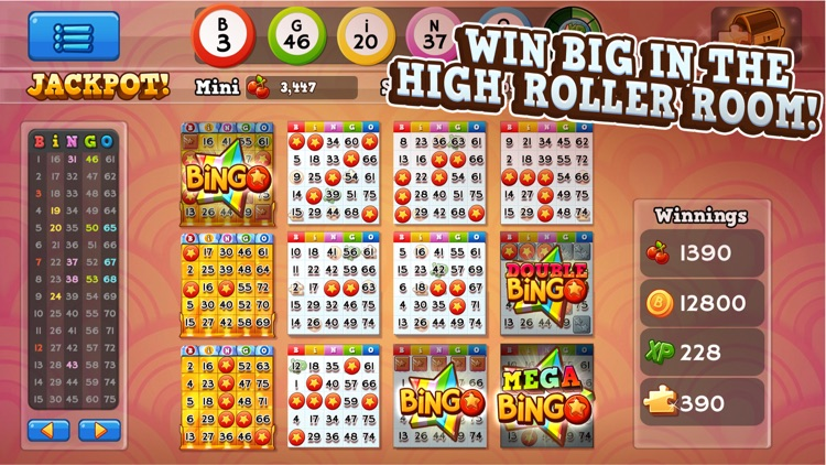 Bingo Pop: Live Bingo Games screenshot-0