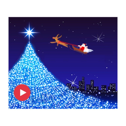Animated Merry Christmas Pack icon