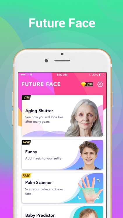 Future Face - Aging&Baby Maker