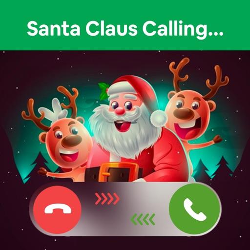 Santa Video Call & Ringtones