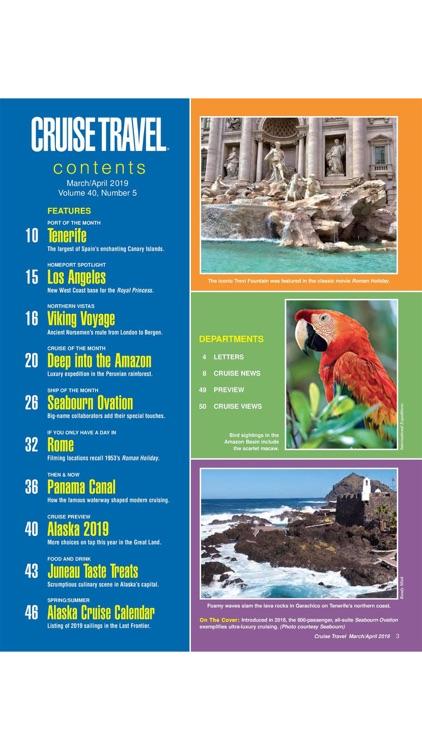 Cruise Travel Magazine