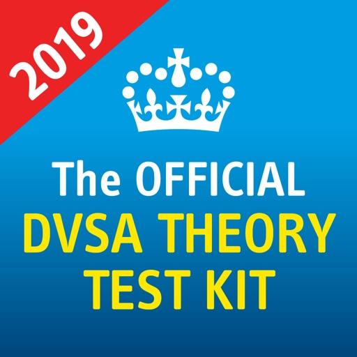 Official DVSA Theory Test Kit app logo