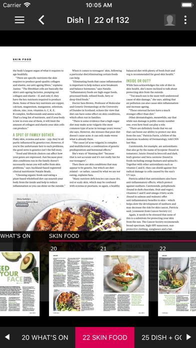Dish MagazineScreenshot of 4
