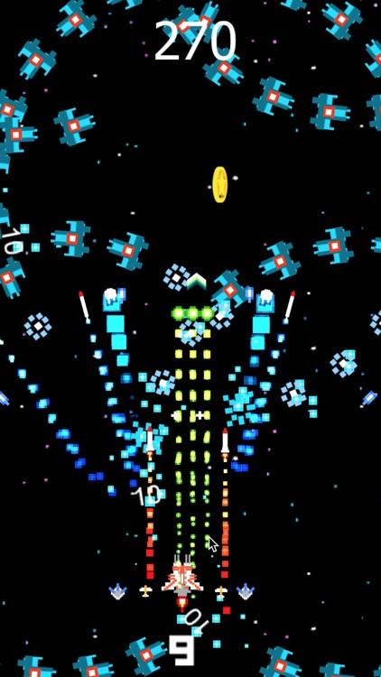 Galaxy War 98 Classic screenshot-3