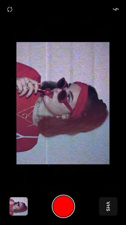 Dazz Cam - Old Film & VHS Cam screenshot-4