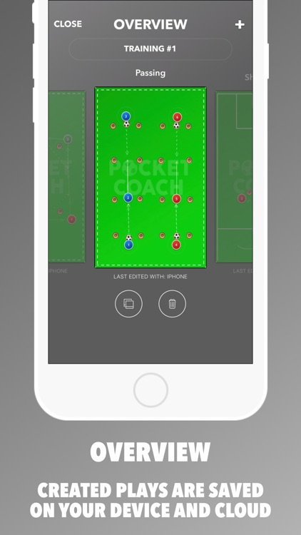 Pocket Coach for Soccer screenshot-3