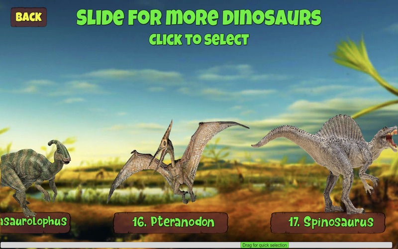 Exploring Dinosaurs for Mac