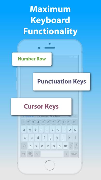 PadKeys Keyboard Screenshots