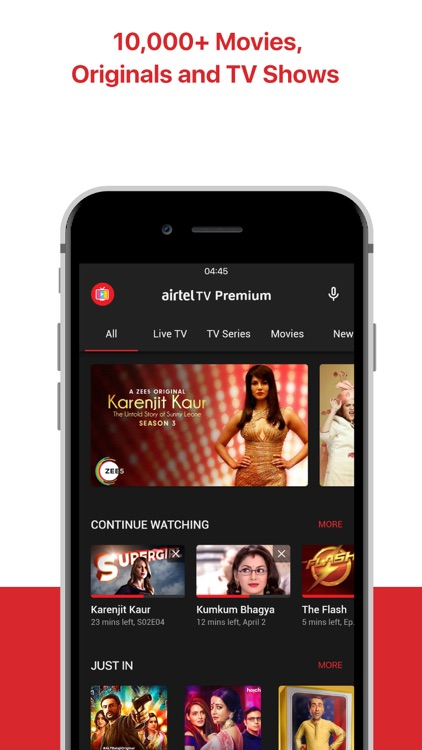 Airtel TV screenshot-0