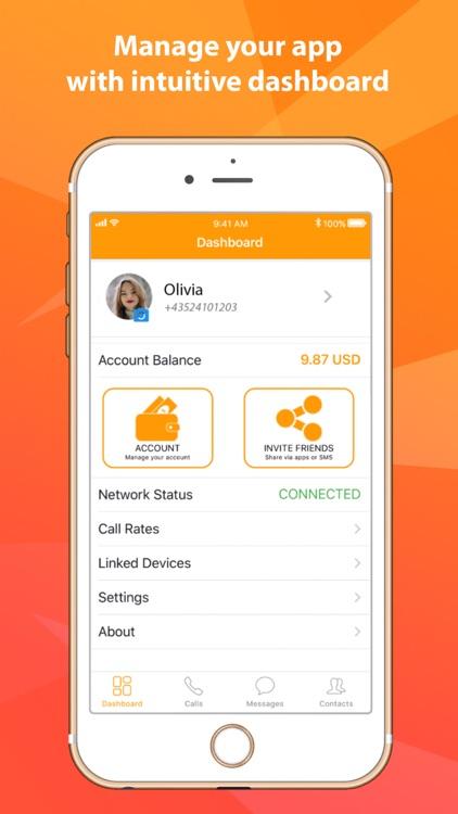 VoipZilla secure messenger