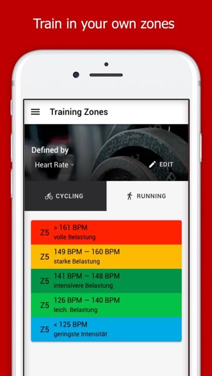 Bike2PEAK Cycling TrainingPlan screenshot-8