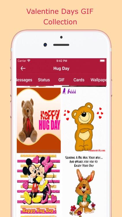 Valentine's Day Cards & Wishes screenshot-3