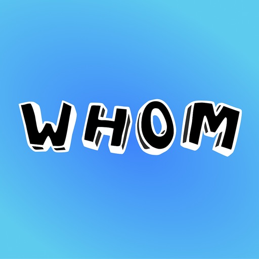 Whom – Secret Games for Zoom