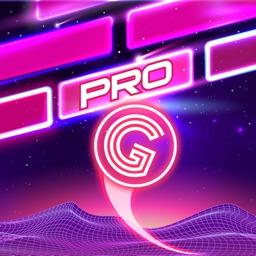 Neon brick breaker PRO