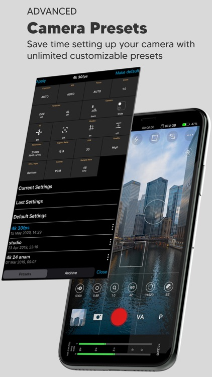 Beastcam - Pro Camera screenshot-5