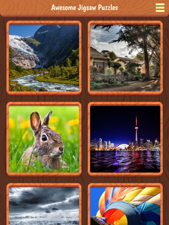 Awesome Jigsaw Puzzles ! | App Price Drops