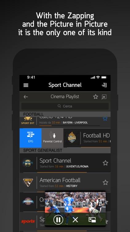 IP Television - IPTV M3U screenshot-5