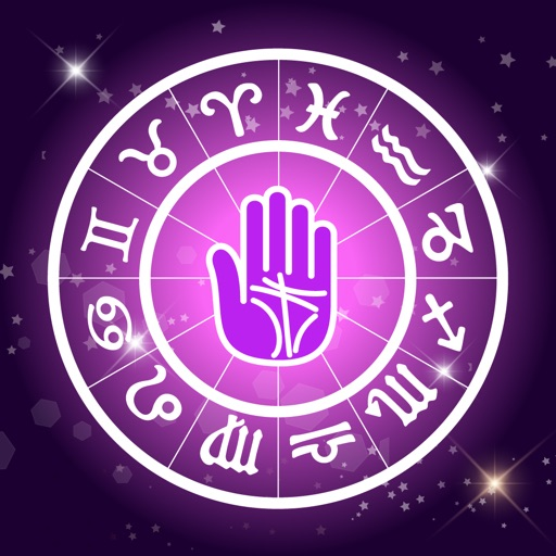 Astroline astrology, horoscope icon