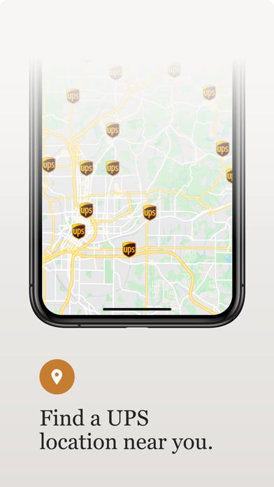 UPS モバイルのスクリーンショット5