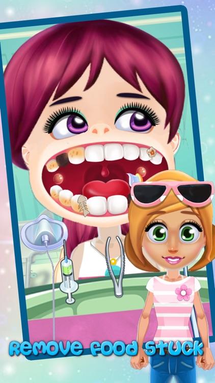 Little Dentist Doctor screenshot-3