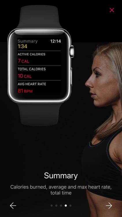 7min (Watch) Workouts screenshot-3