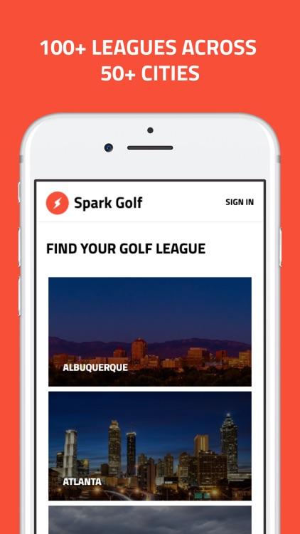 Spark Golf