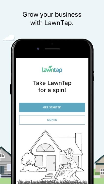 LawnTap Partner