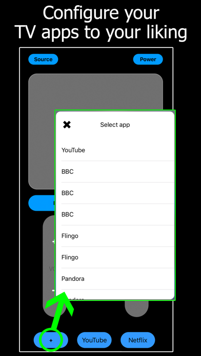 Remote TV for LG Smart screenshot 4
