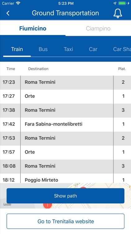 Rome Airports screenshot-3